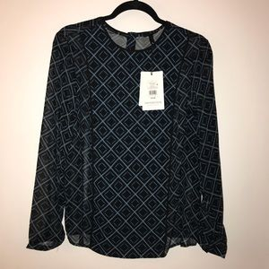 NWT Who What Wear Top